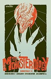 Dept. of Monsterology: Sabbaticals #4