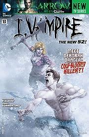 I, Vampire (2011-2013) #13