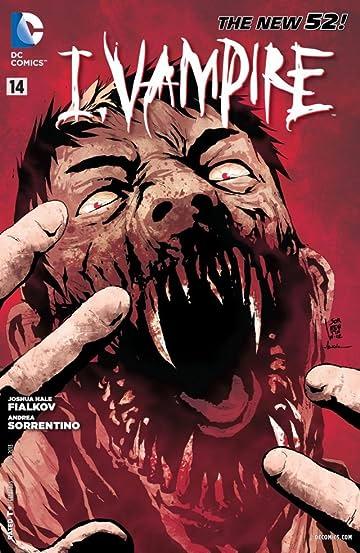 I, Vampire (2011-2013) #14
