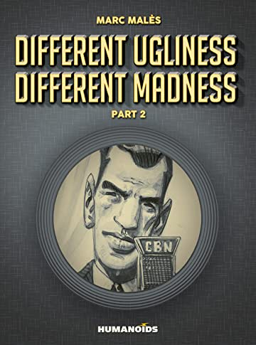 Different Ugliness Different Madness Vol. 2: Part 2