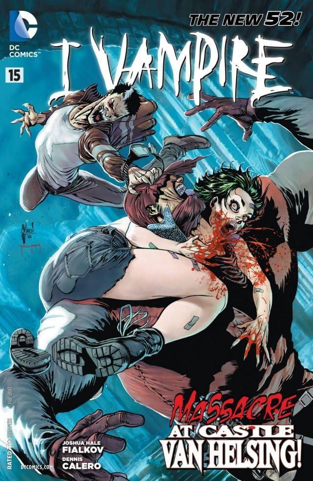 I, Vampire (2011-2013) #15
