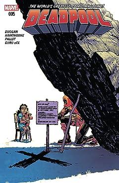 Deadpool (2015-2017) No.5