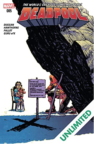 Deadpool (2015-) #5