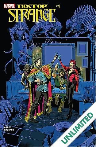 Doctor Strange (2015-) #4