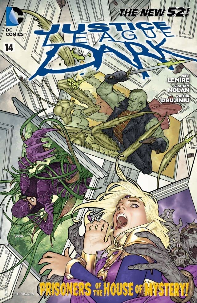 Justice League Dark (2011-2015) #14