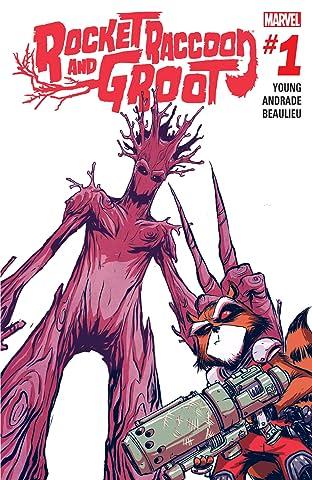 Rocket Raccoon and Groot (2016) #1