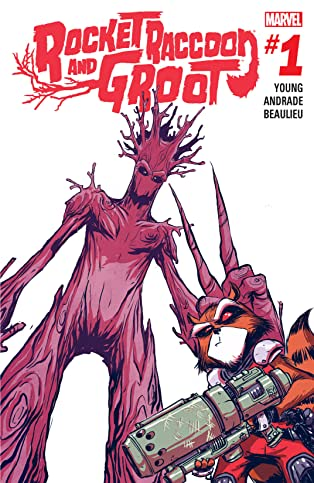 Rocket Raccoon and Groot (2016) #1