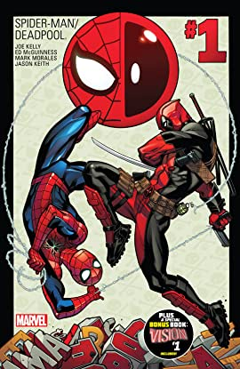 Spider-Man/Deadpool (2016-2019) #1