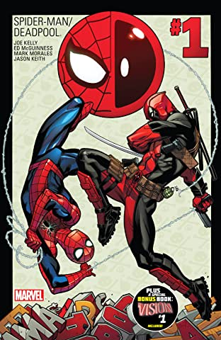 Spider-Man/Deadpool (2016-) No.1