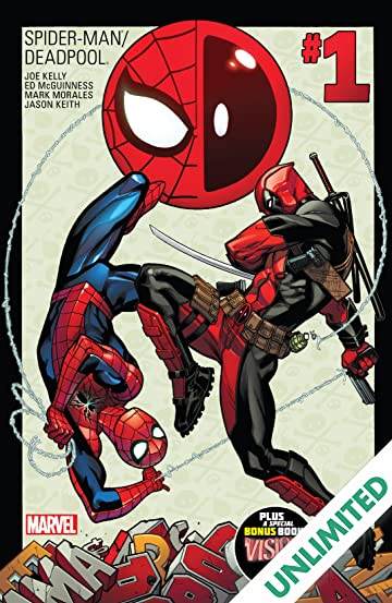 Spider-Man/Deadpool (2016-) #1