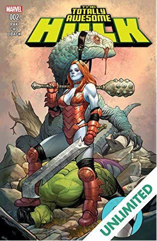The Totally Awesome Hulk (2015-) #2