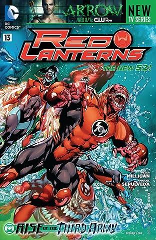Red Lanterns (2011-2015) #13