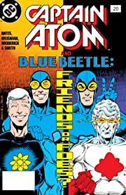 Captain Atom (1986-1991) No.20