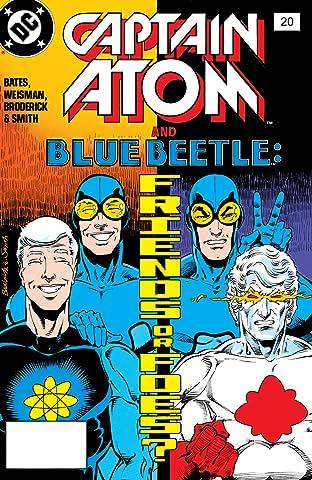Captain Atom (1986-1991) #20