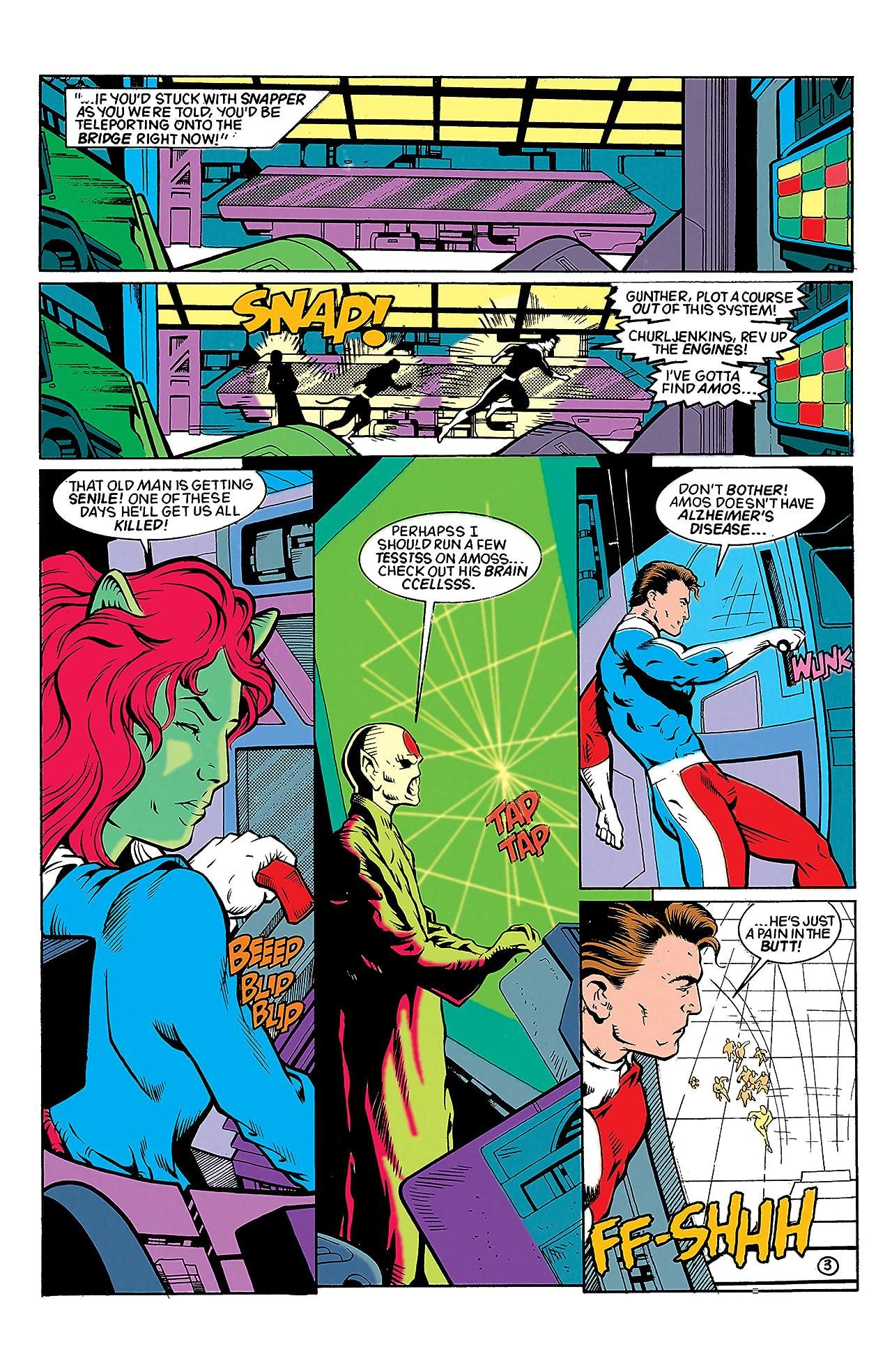 Valor (1992-1994) #8