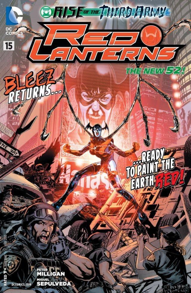 Red Lanterns (2011-2015) #15
