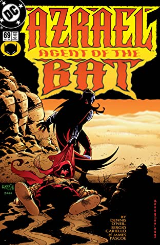 Azrael: Agent of the Bat (1995-2003) #69