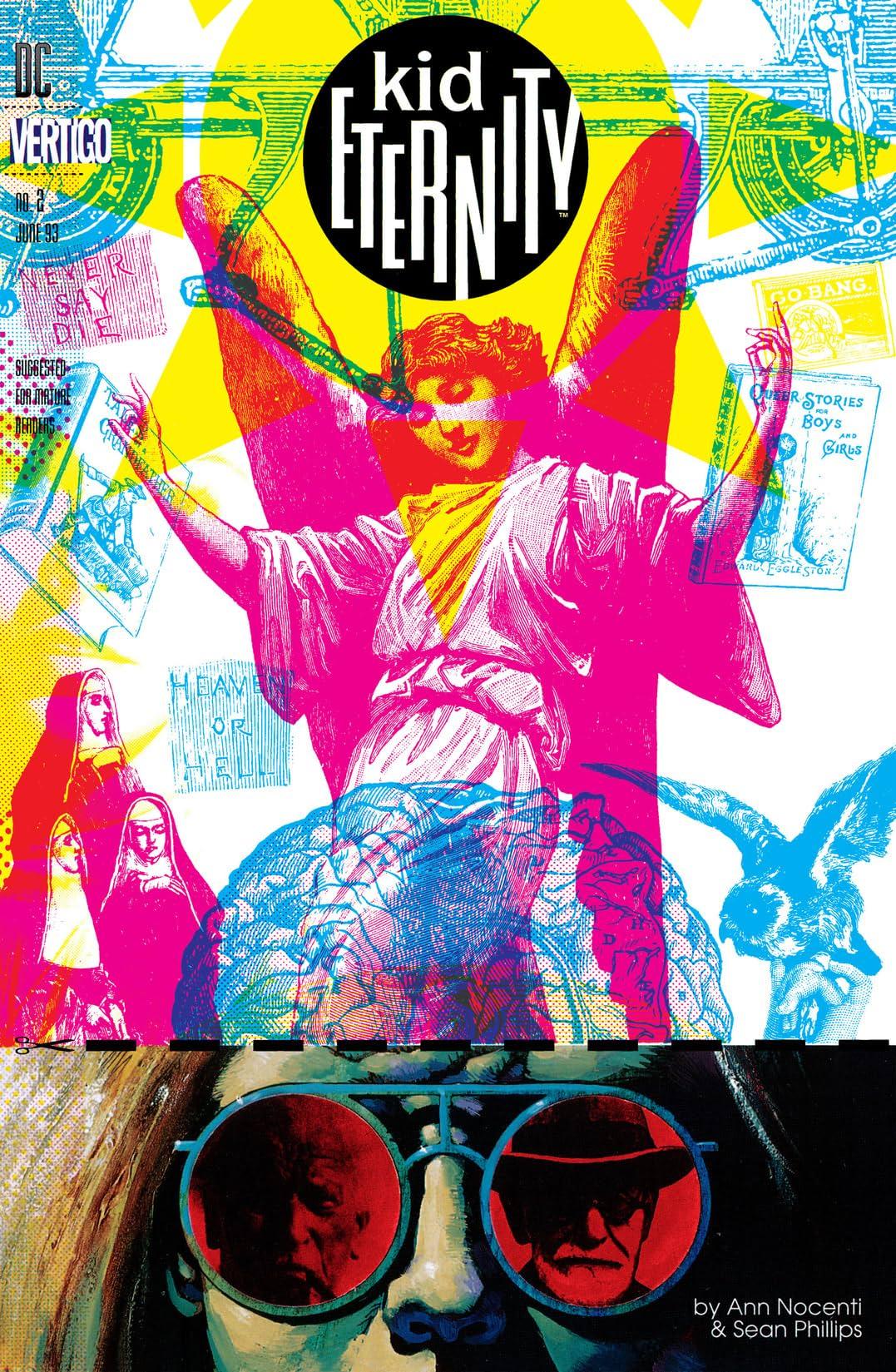 Kid Eternity (1993-1994) #2
