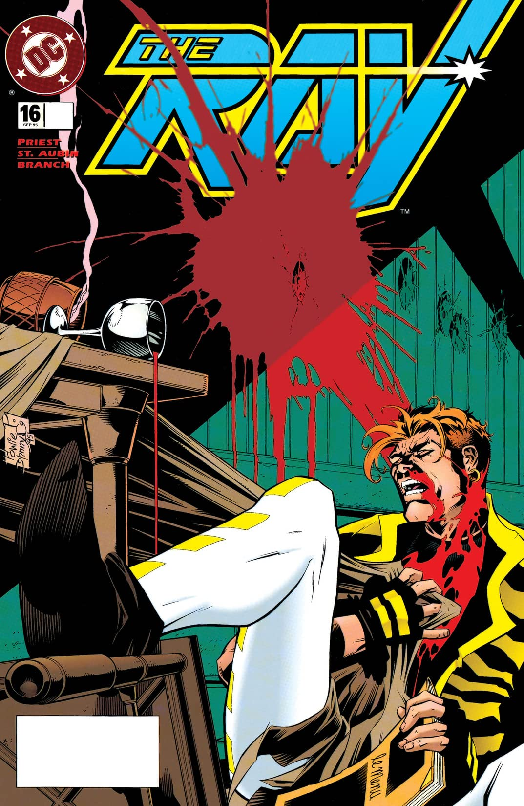 The Ray (1994-1996) #16