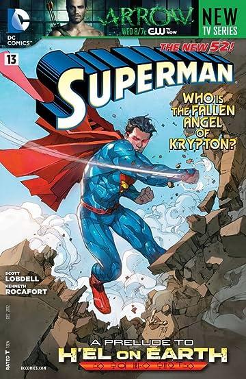 Superman (2011-) #13