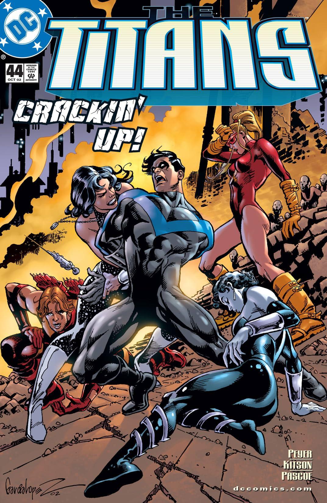 The Titans (1999-2003) #44