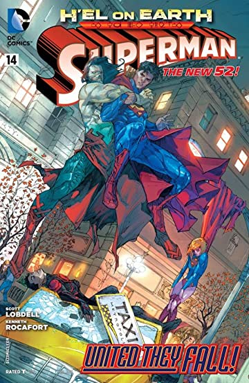 Superman (2011-2016) #14