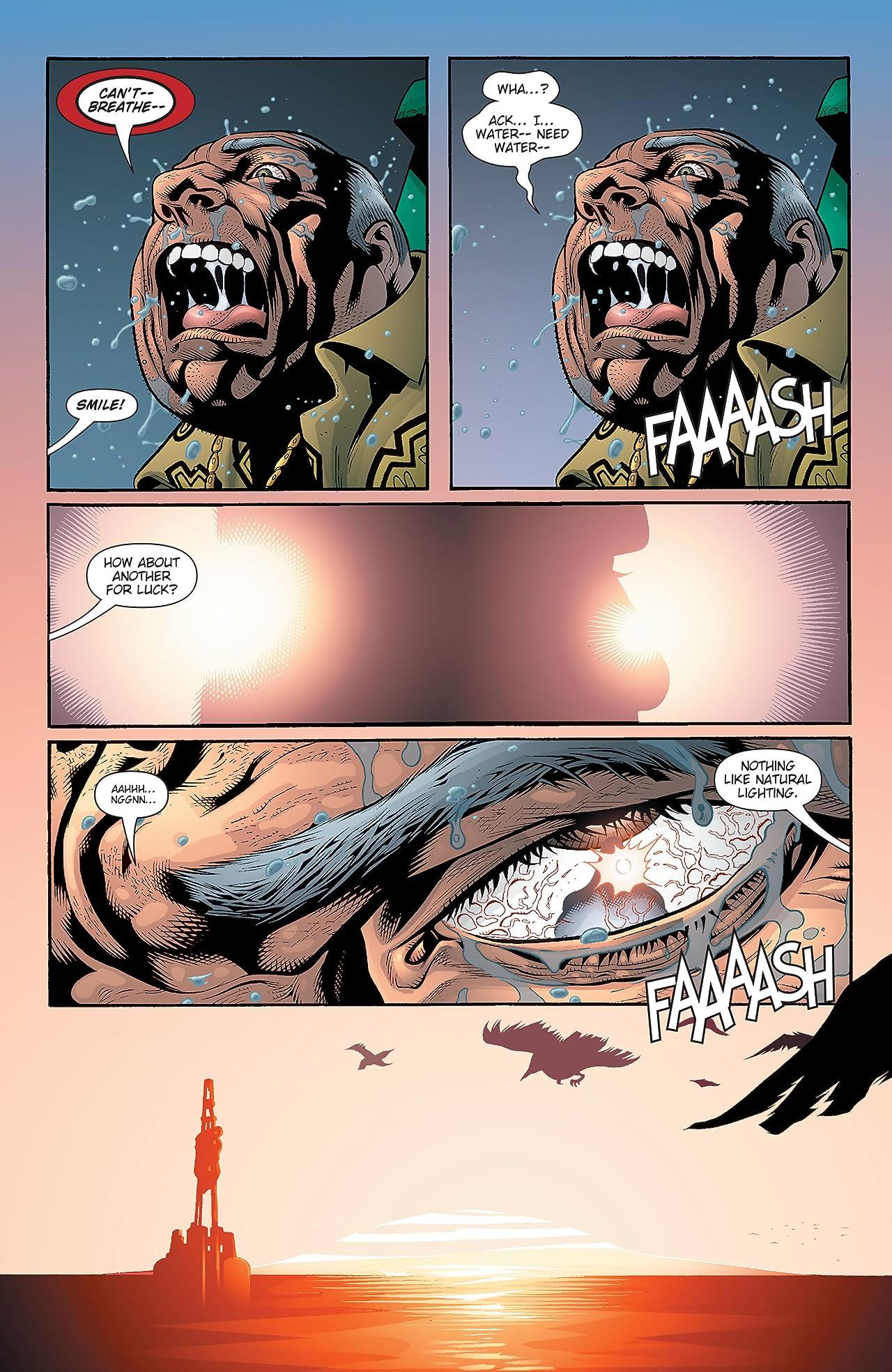 Aquaman (2003-2006) #21