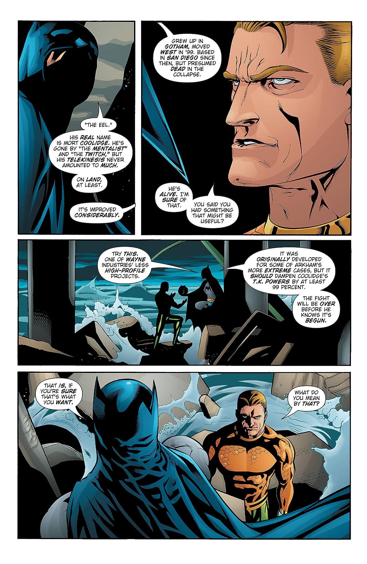Aquaman (2003-2006) #22