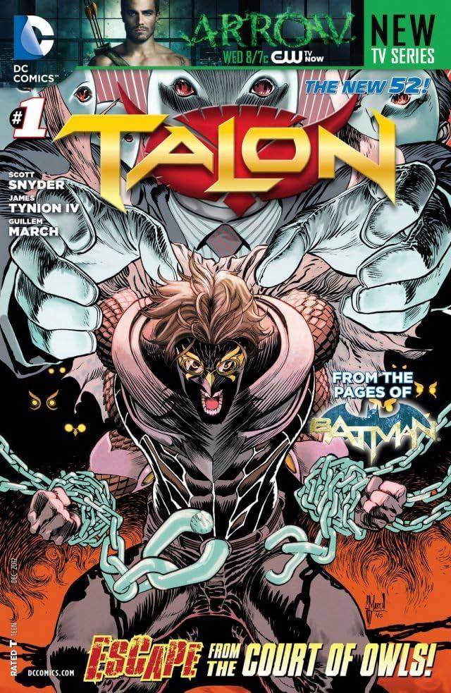 Talon (2012-2014) #1