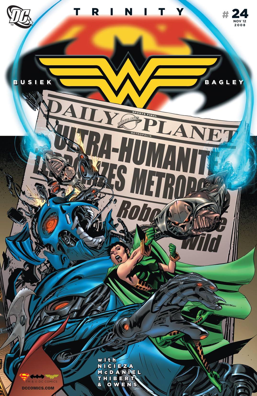 Trinity (2008-2009) #24