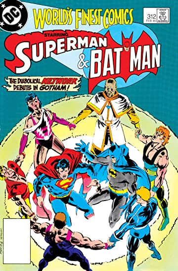 World's Finest Comics (1941-1986) #312