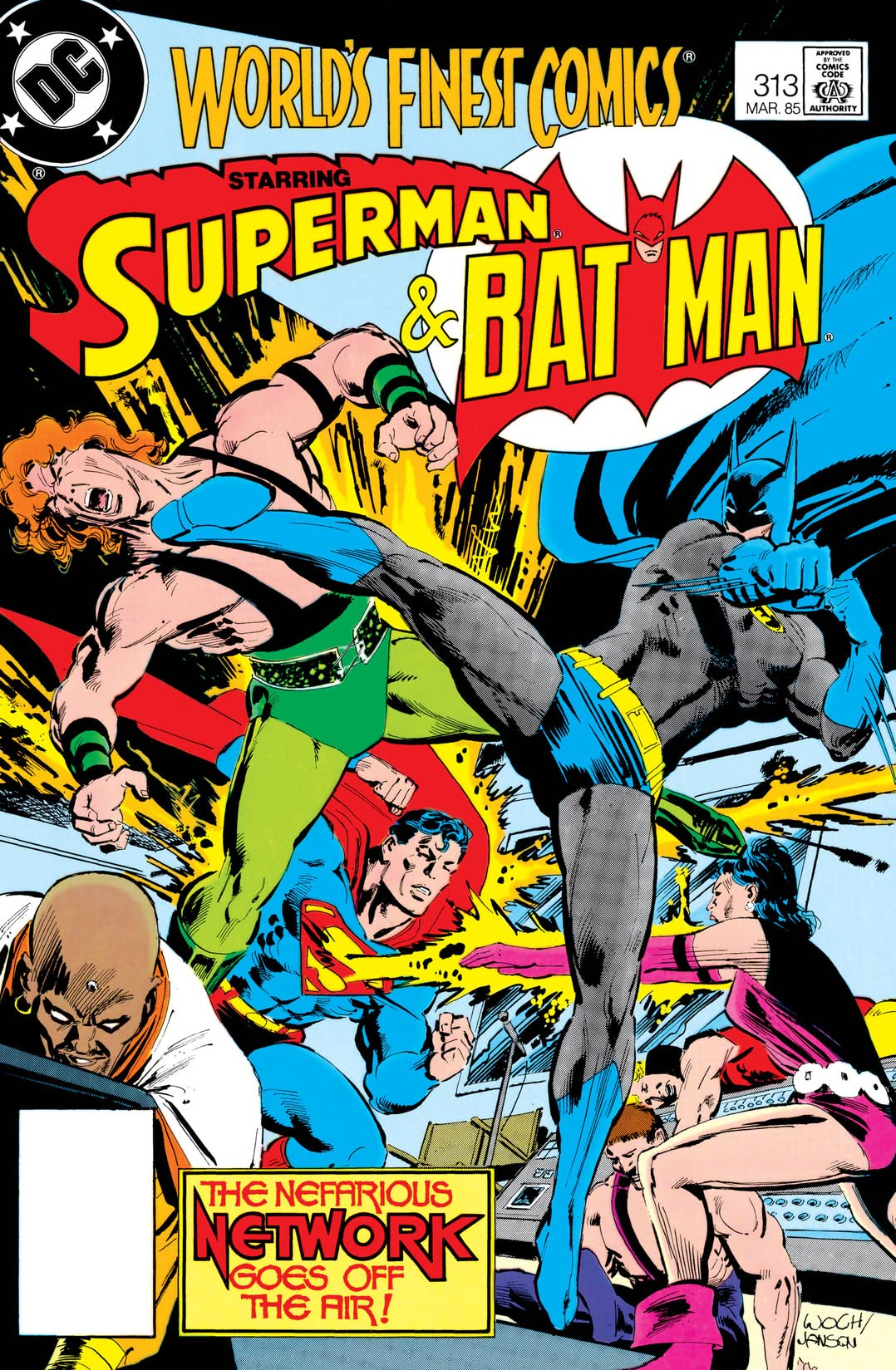 World's Finest Comics (1941-1986) #313