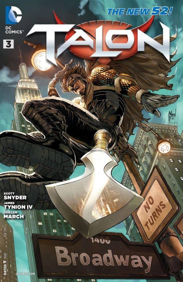 Talon (2012-2014) #3