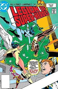 Legion of Super-Heroes (1980-1985) #265