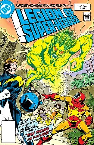 Legion of Super-Heroes (1980-1984) #266