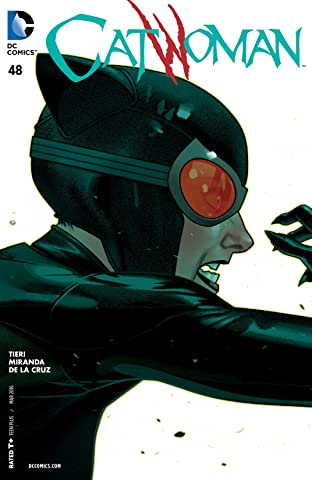 Catwoman (2011-) #48
