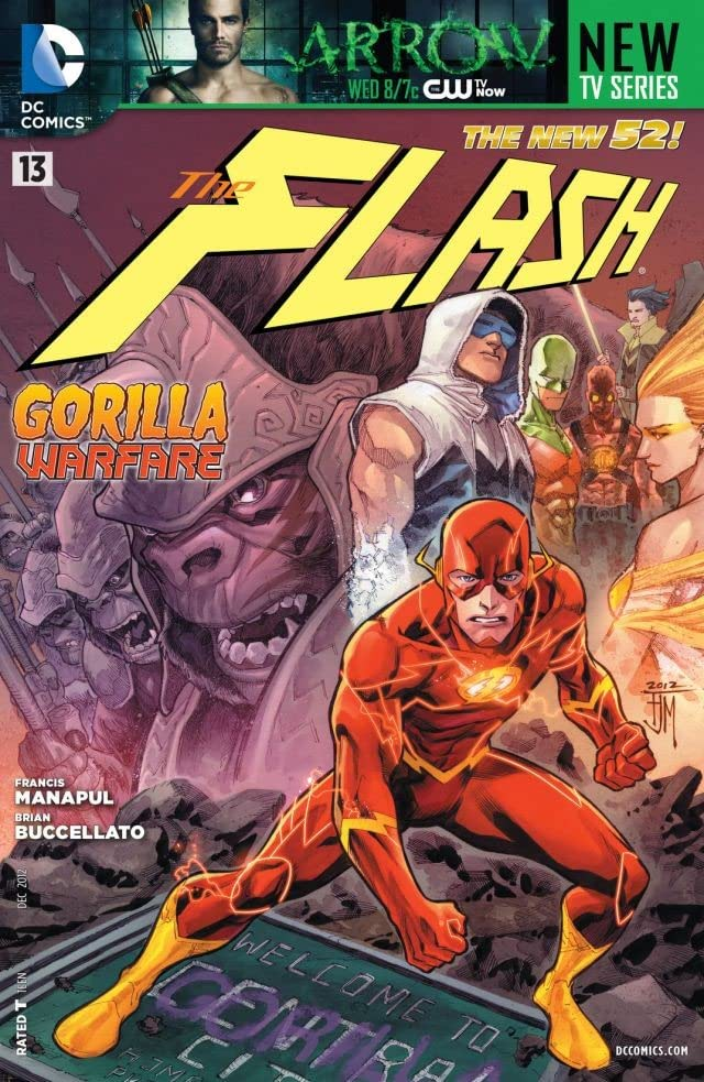 The Flash (2011-2016) #13