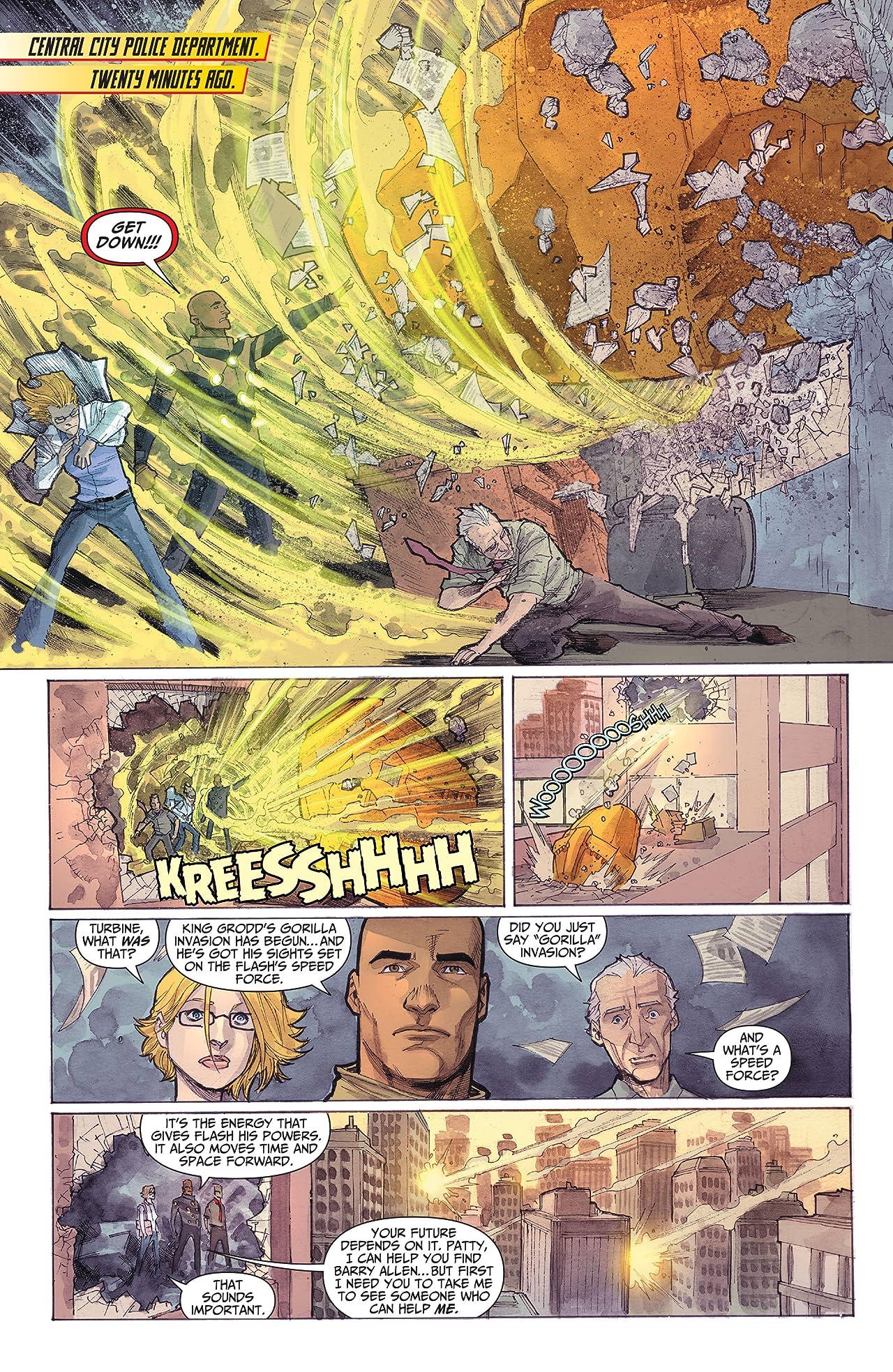 The Flash (2011-2016) #14