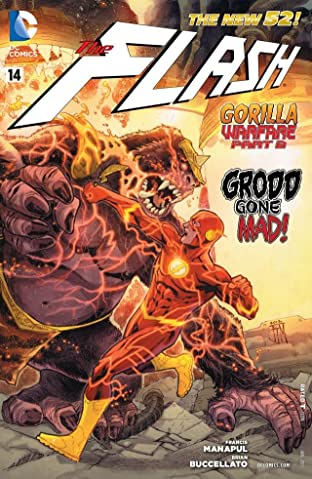 The Flash (2011-2016) No.14