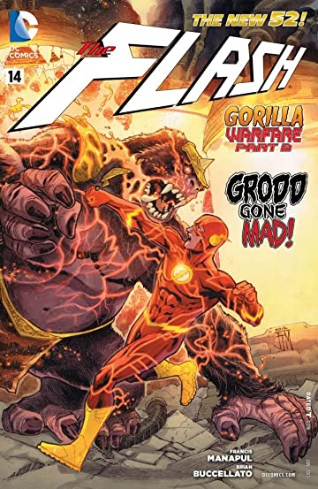 The Flash (2011-) #14