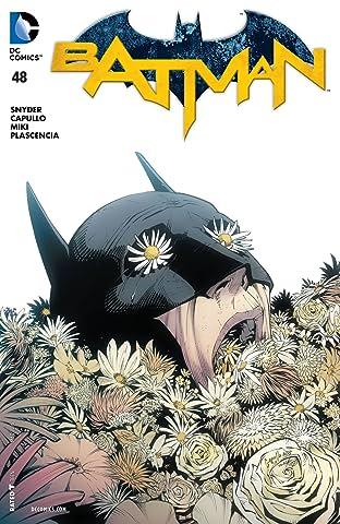 Batman (2011-2016) #48