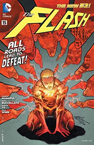 The Flash (2011-) #15