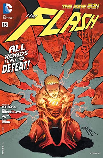 The Flash (2011-2016) #15