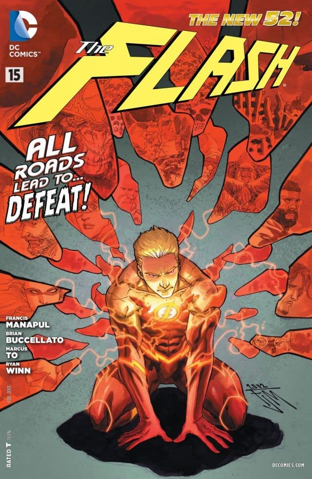 The Flash (2011-) #15