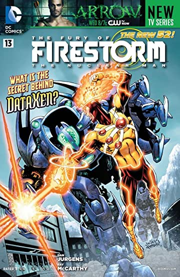 The Fury of Firestorm: The Nuclear Men (2011-2013) #13
