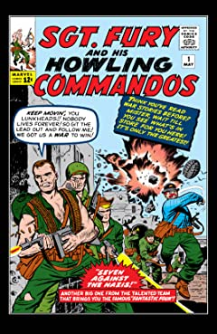 Sgt. Fury and His Howling Commandos (1963-1974) #1