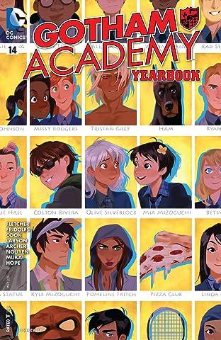 Gotham Academy (2014-) #14