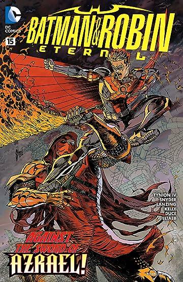 Batman & Robin Eternal (2015-2016) #15