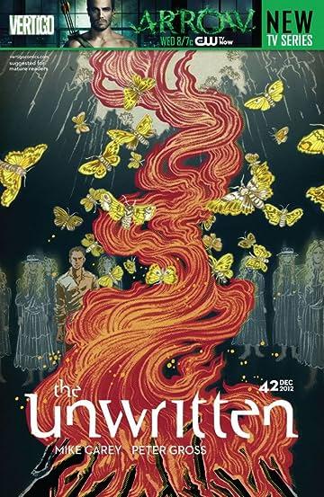 The Unwritten #42
