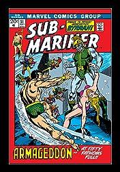 Sub-Mariner (1968-1974) #51